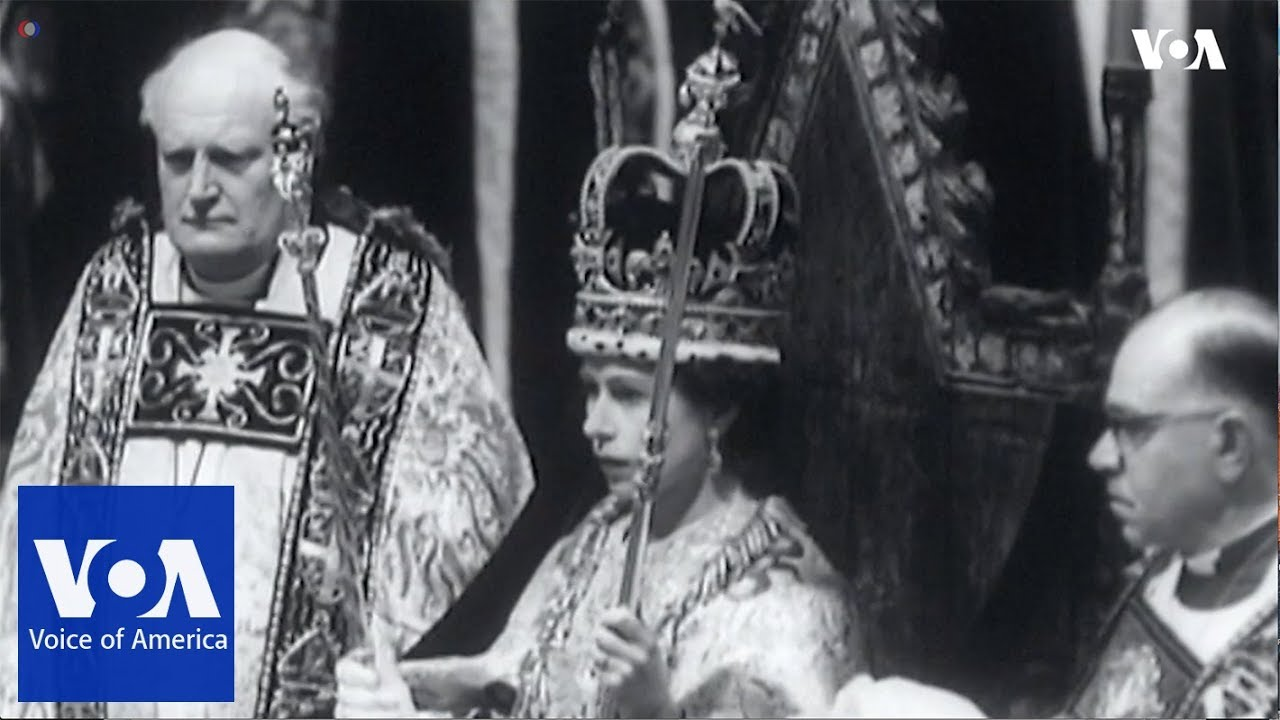 a look back at queen elizabeth ii s coronation youtube a look back at queen elizabeth ii s coronation