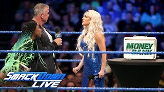 Lana demands to be added to Women\'s Money in the Bank Ladder Match: SmackDown LIVE, June 6, 2017