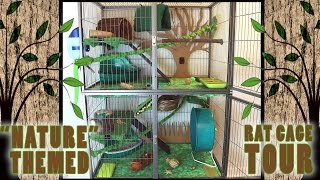 """nature–themed"" Rat Cage Tour!"
