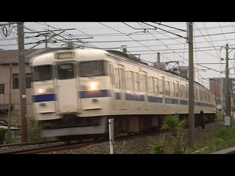 【JR九州】 415系 12両編成 快速