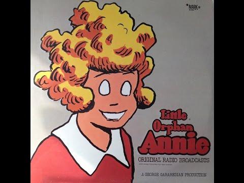 Little Orphan Annie RADIO SHOWS Mark 56 #593 FULL ALBUM