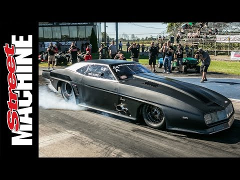 Jeff Lutz Has The Quickest Streetcar In The World.