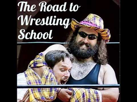 The Road to Wrestling School Ep 1 - Talking Technical