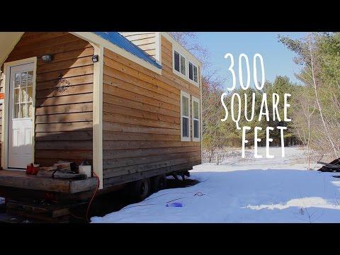 300 Square Feet