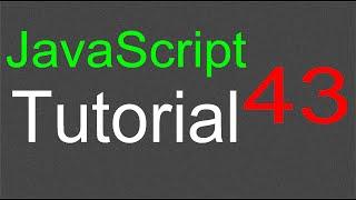 JavaScript Tutorial for Beginners - 43 - Form Validation Part 1