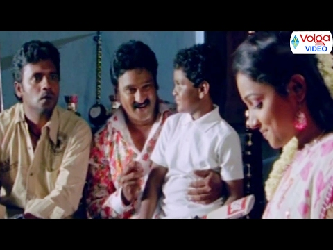 """I Love Batting"" || Krishna Bhagavan Ultimate Punch Dialogues Comedy Scenes || Volga Videos"