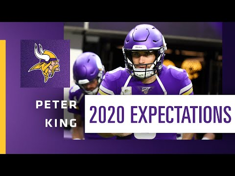 Peter King on Expectations for Kirk Cousins in 2020, Loss of Stefon Diggs & Justin Jefferson Impact