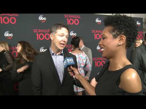 George Newbern dives into his character's motivation