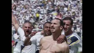 HIGHLIGHTS: All of Zlatan Ibrahimovic's 10 goals with the LA Galaxy to date