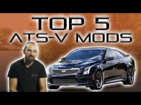 Cadillac ATS-V Top 5 Mods | ZZPerformance