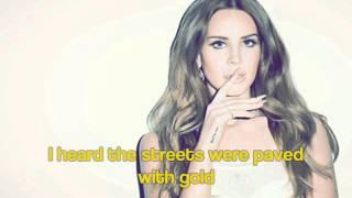 Lana Del Rey - Radio [KARAOKE]