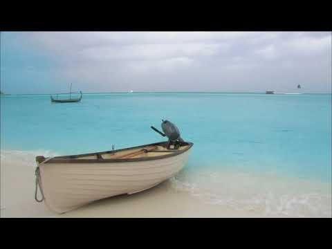 [10 Hours] Maldives Sea, Beach and Boats - Video & Audio [1080HD] SlowTV