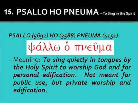 16 Ways to Praise and Worship God - Part 3