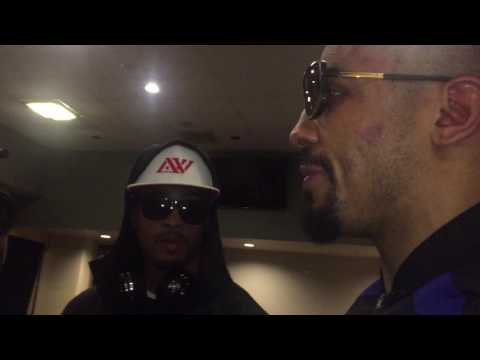 ANDRE WARD ADMITS HE FELT PRESSURE GOING INTO REMATCH; EXPLAINS STATE OF MIND POST KOVALEV K.O.