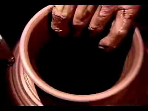 Potters Hand Poetry - The Potters Wheel