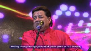 sai baba bolo anup jalota music concert by the rare for the rare