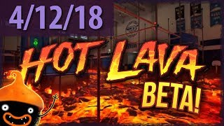 HOT LAVA BETA! (+ bonus CHUCHEL) ⫽ BarryIsStreaming