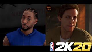 NBA 2K20 MyCareer #3 - Kawhi Leonard & New Agent!