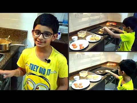 || 3 Breakfast Recipes Kids Can Make On Their Own ||