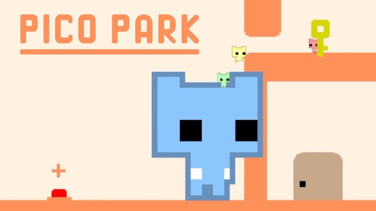 Download The Salty Bois' BIG Problem! | Pico Park Part 2