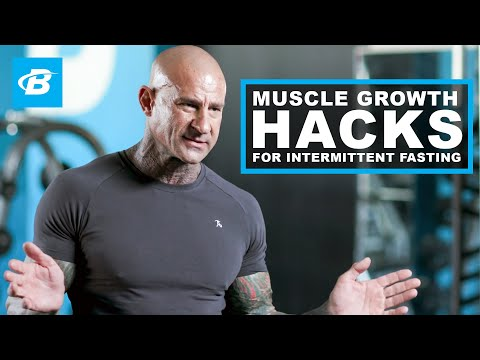 4 Hacks for Maximizing Muscle Growth While Intermittent Fasting   Jim Stoppani