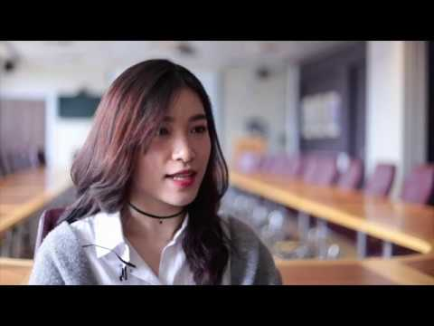 Linh from Vietnam - International Student - BSc Banking and Finance Degree