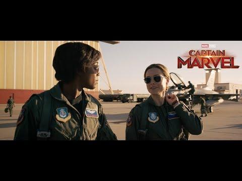 Marvel Studios' Captain Marvel   #1 Movie Rolling Stone TV Spot