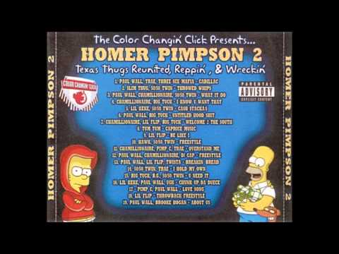 17. Pimp C Paul Wall - Love Song