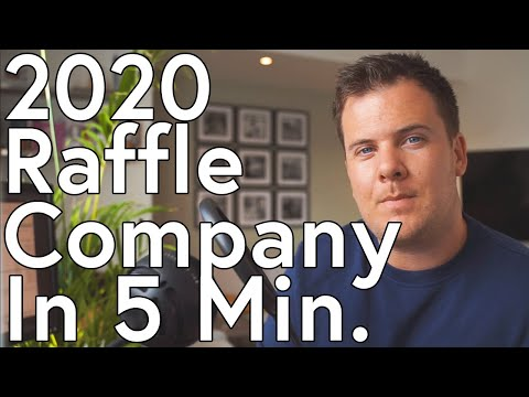 4 Steps To Making Your Raffle Company In 5 Minutes
