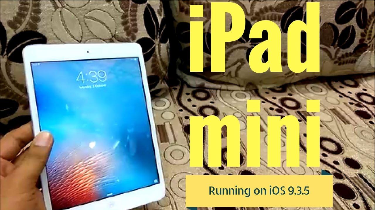 ios 9 on ipad mini 1 | How to speed up ipad mini