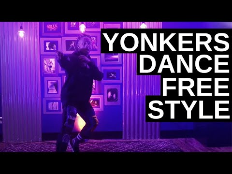 Tyler, The Creator - Yonkers (Dance Freestyle by Diavion) #TheVative