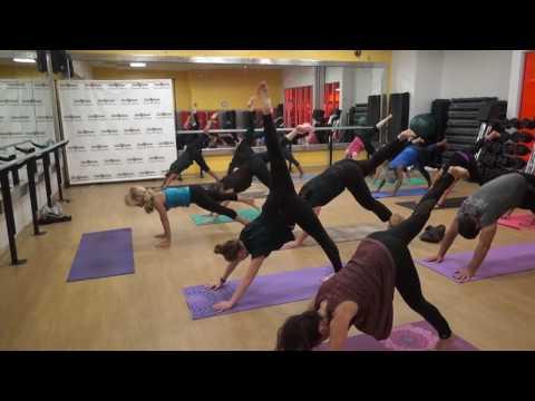 BodySculpt by Karen - 25 min. of Yoga