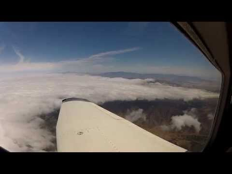 From KTRM to KCRQ (IFR) with ATC