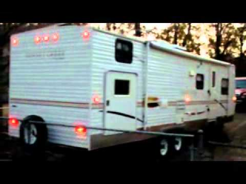 light travel trailers lightweight