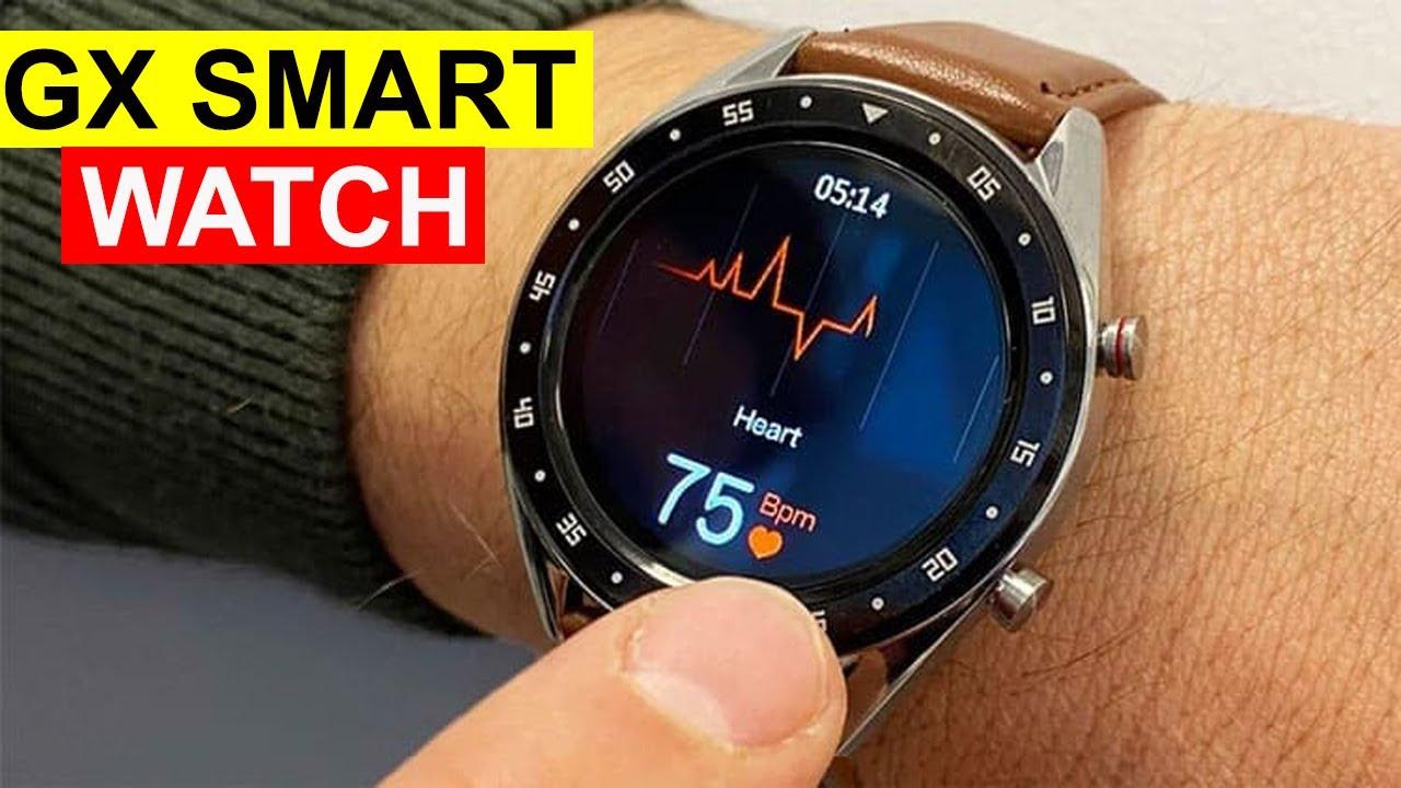 GX Smartwatch | Best budget smart watch in 2020 | Online Shop - YouTube
