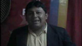 Facundo Guanipa declarando problema CONIVE
