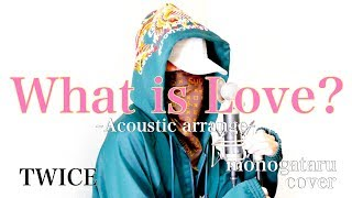 What is Love? ~Acoustic arrange~ - TWICE (cover)