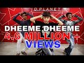 Dheeme Dheeme dance cover choreography by Jony Dx