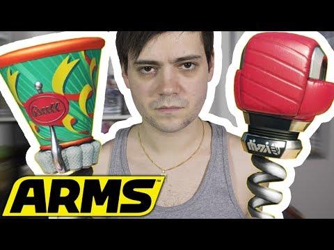LES FILLES À L'HONNEUR ! - ARMS TESTPUNCH #04