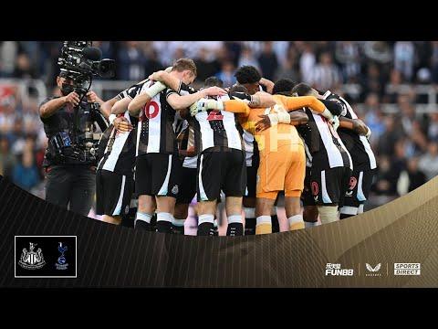 Newcastle United 2 Tottenham Hotspur 3 | Premier League Highlights