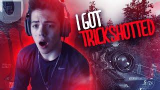 I GOT TRICKSHOTTED!! (BO2) Thumbnail