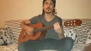 Islak ıslak gitar Ozan Tunç