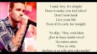 One Direction Alive - Subtitulado Español-Inglés