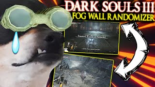 My Most Heartbreaking Moment EVER - DS3 Fog Gate Randomizer Mod Funny Moments 1