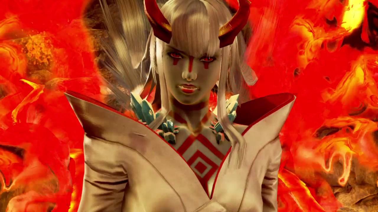 Arcade Mode Final Boss: Devil Kazumi - TEKKEN 7 Gameplay