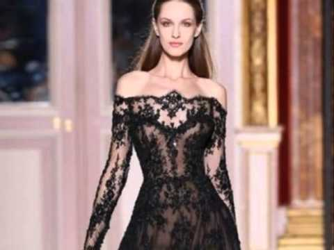 2015 Fashion Evening Dresses Show - YouTube