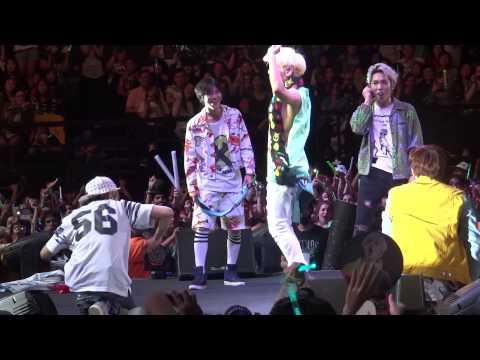 Shinee world tour argentina 080414     3 - 2- 1