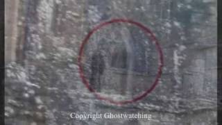 Tintern Abbey Ghost Monks Photo