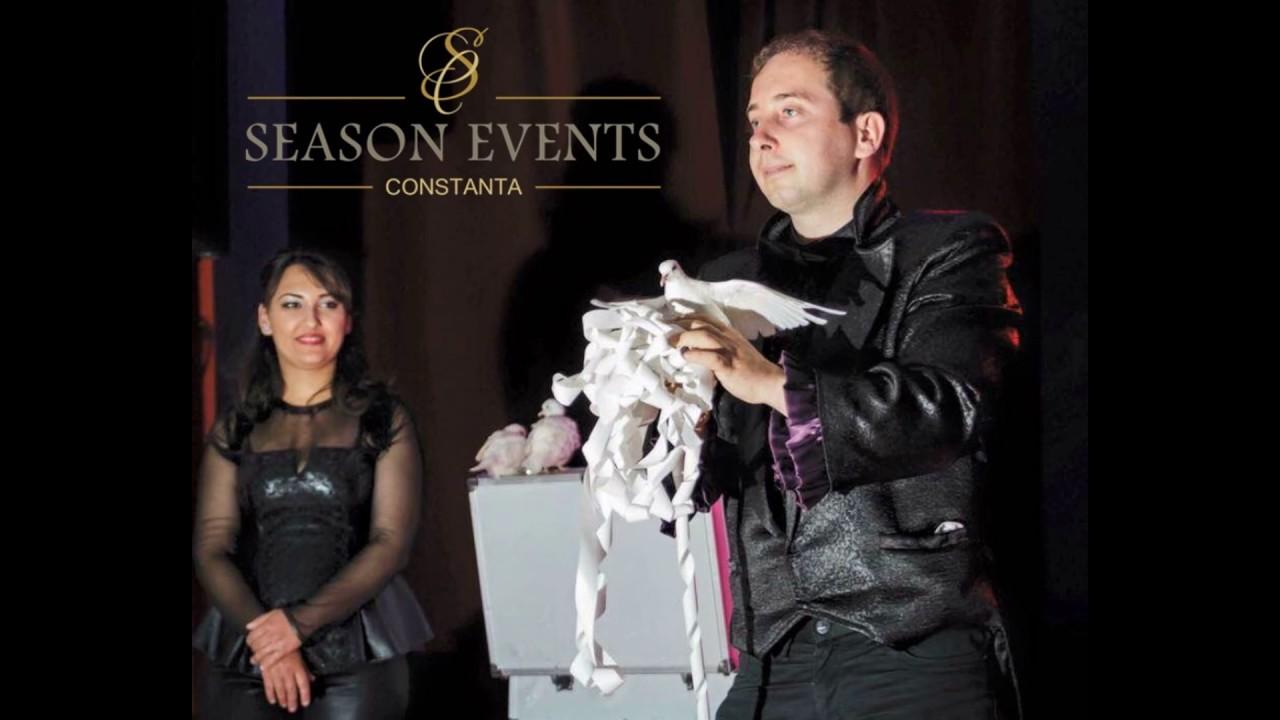 Spectacol de magie la evenimente in Constanta, trucuri cu carti, iluzionism Constanta – 0762649069