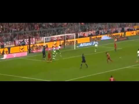 De otro planeta: Lewandowski marcó cinco goles en nueve minutos